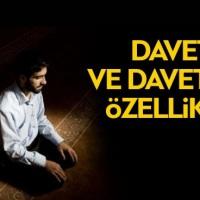 İSLAM'DA DAVETÇİ VE ÖZELLİKLERİ